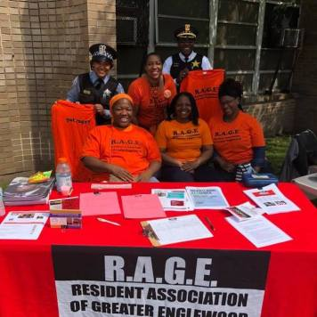 Resident Association of Greater Englewood