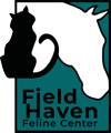 Logo for FieldHaven Feline Center