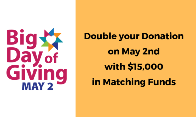 Doubling Your Donation is Easy