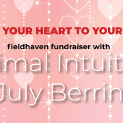 Valentine's Fundraiser with Animal Intuitive July Berrin