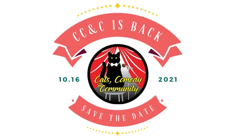 CC&C is back! Save the date. 10.16.2021