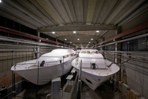 New Build Yacht Supervision