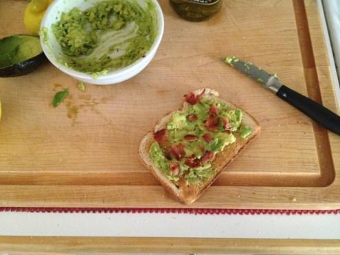 """Avocado Toast: """"Pig on toast."""" -Peter F., Boston"""