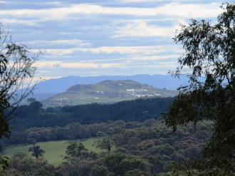 View to Mt Emu from Flagstaff Hill