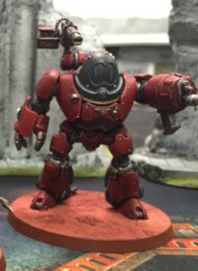 Castellan Robot Single