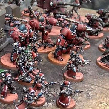 Warhammer Unit Focus: Kastelan Revisited