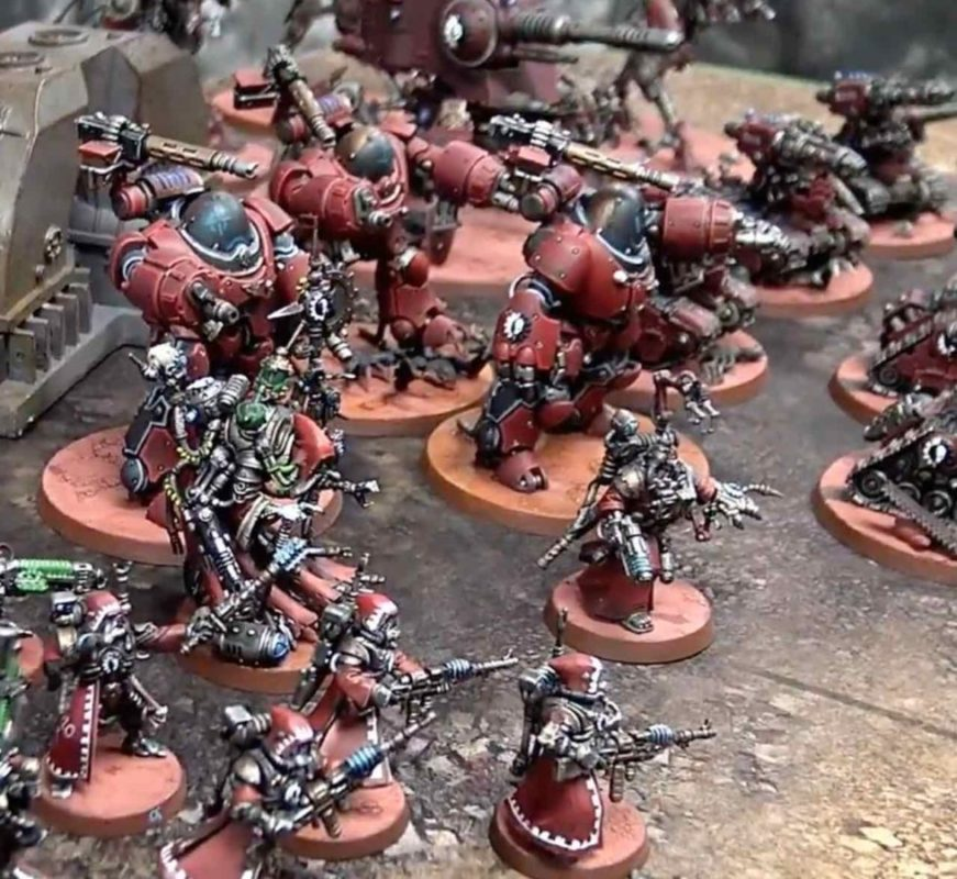 Kastelan Robots, Advance!
