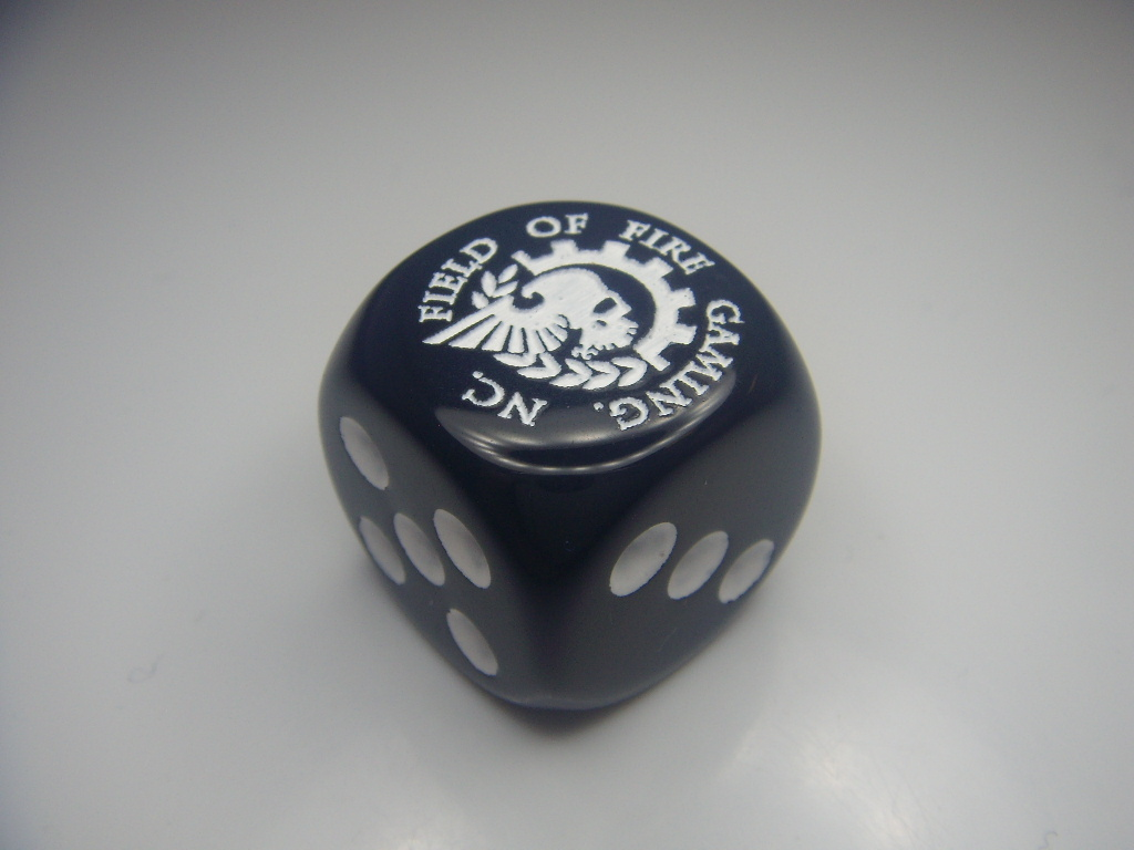 Field of Fire Dice