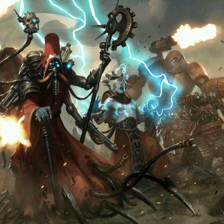 MARs Attacks Adepticon!