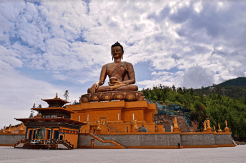 Buddha Dodenma Statue, Chris Urban ©