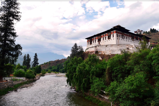 The Paro Dzong, Chris Urban ©