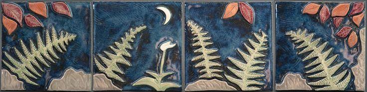 Moonlight Ferns