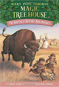 Buffalo Before Breakfast (Magic Tree House)