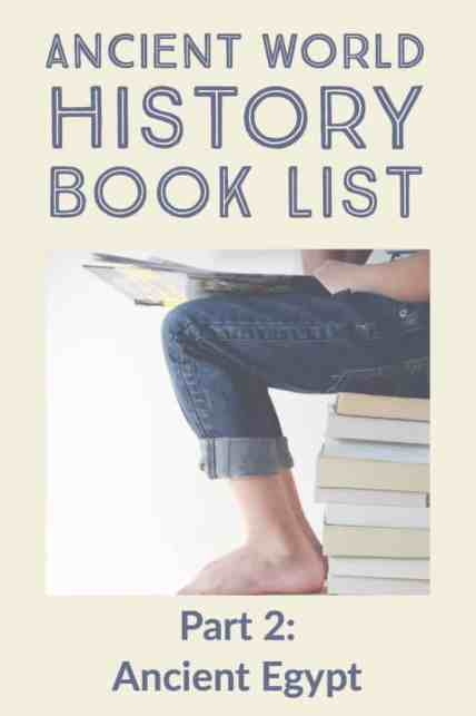 Ancient Egypt Book List