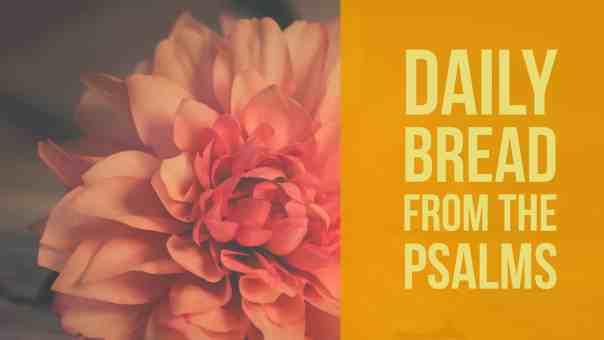 Praying the Psalms - Psalm 20