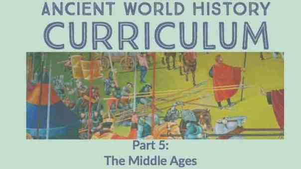 Free Middle Ages Unit Study