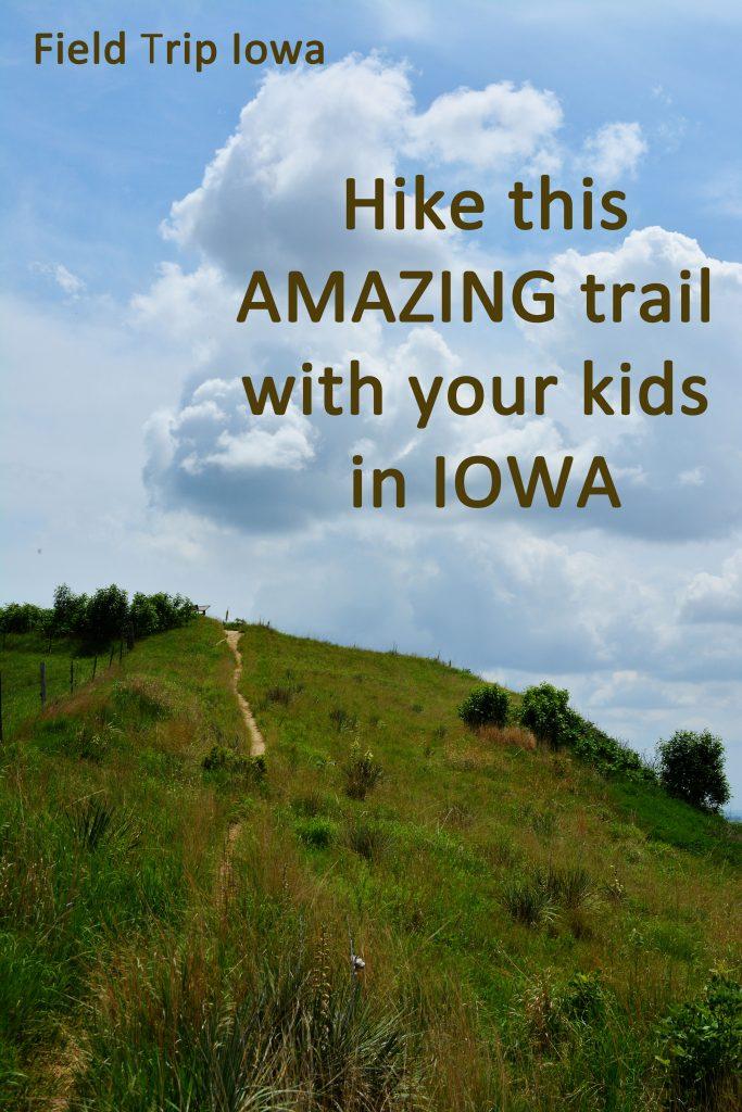 Loess Hills in Western Iowa