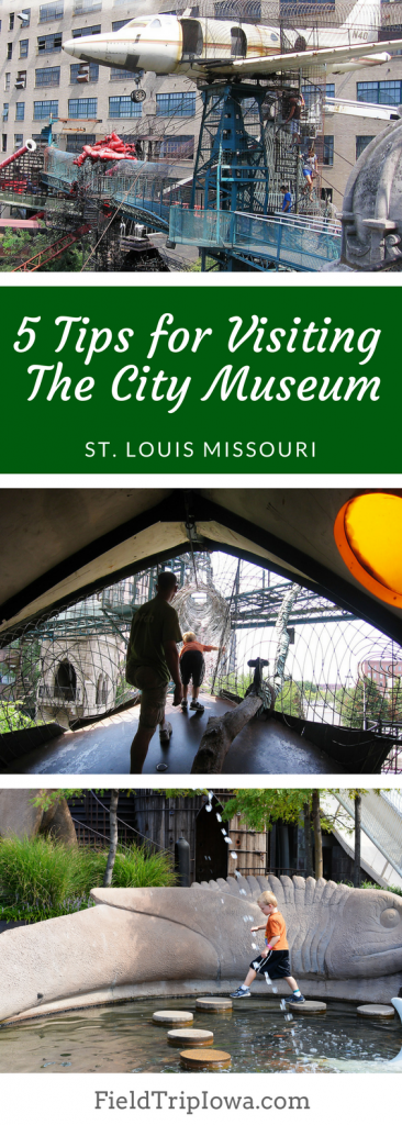 The City Museum St. Louis MO