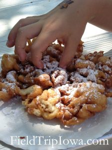 Iowa State Fair Funnel Cake