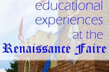 Renaissance Faire at Sleepy Hollow 7 Educational Experiences
