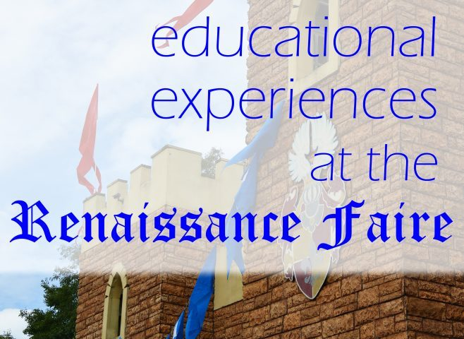 Renaissance Faire at Sleepy Hollow 7 Educational Experiences