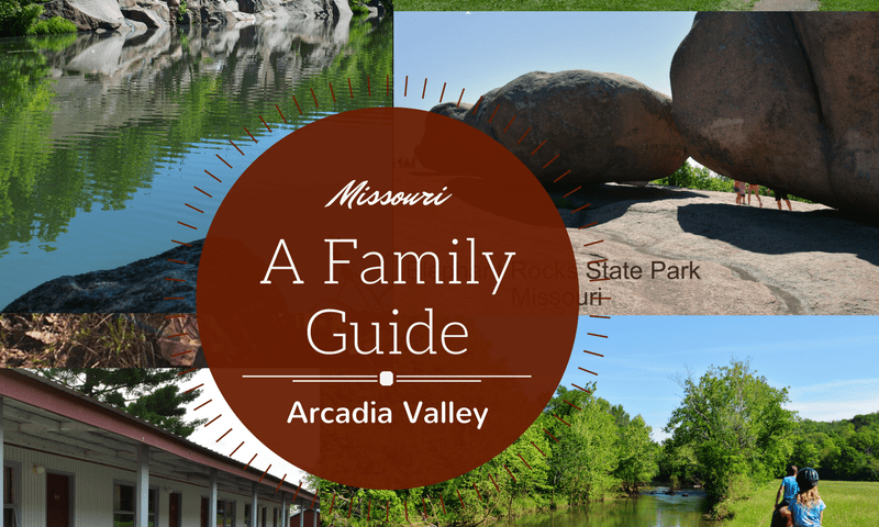 Family Guide to Arcadia Valley Missouri