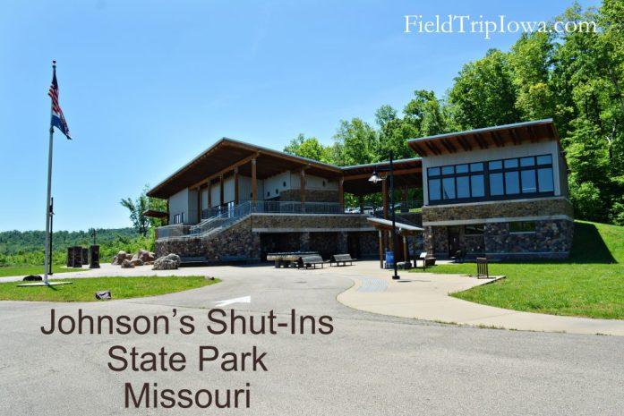 Black River Center at Johnson's Shut-Ins State Park