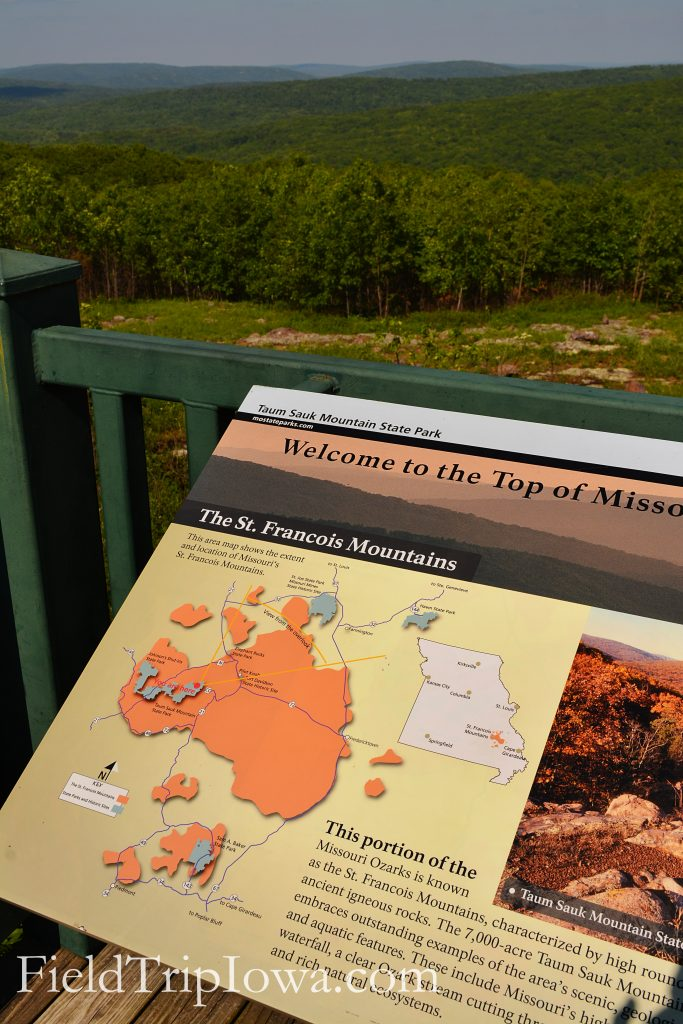Johnson's Shut-Ins State Park & Taum Suak Mountain State Park
