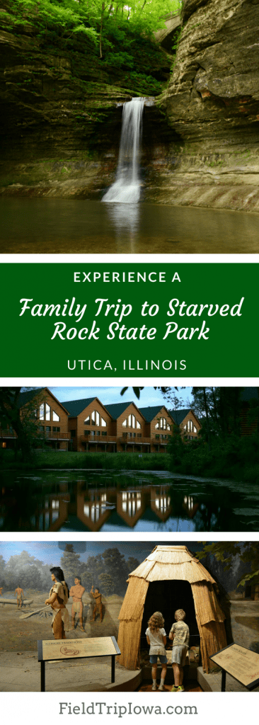 Family Trip to Starved Rock State Park in IL