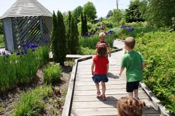 Reiman Gardens Children's Fun