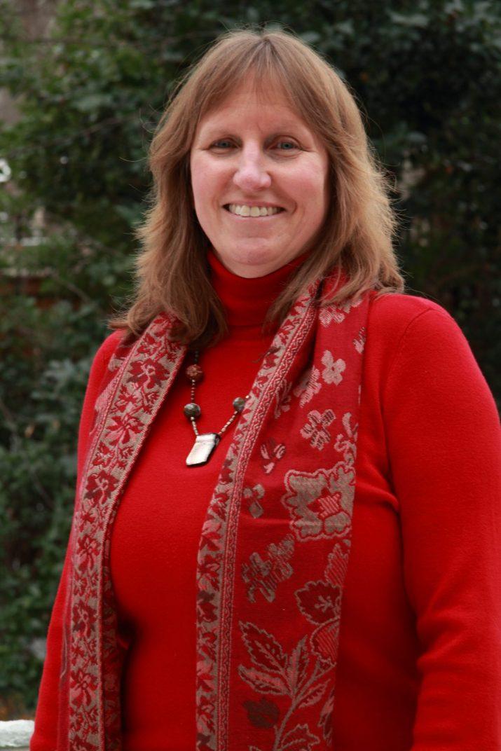 Patricia in December, 2013. Photo by Brenda Schreir.
