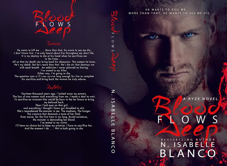 Blood Flows Deep Full Cover