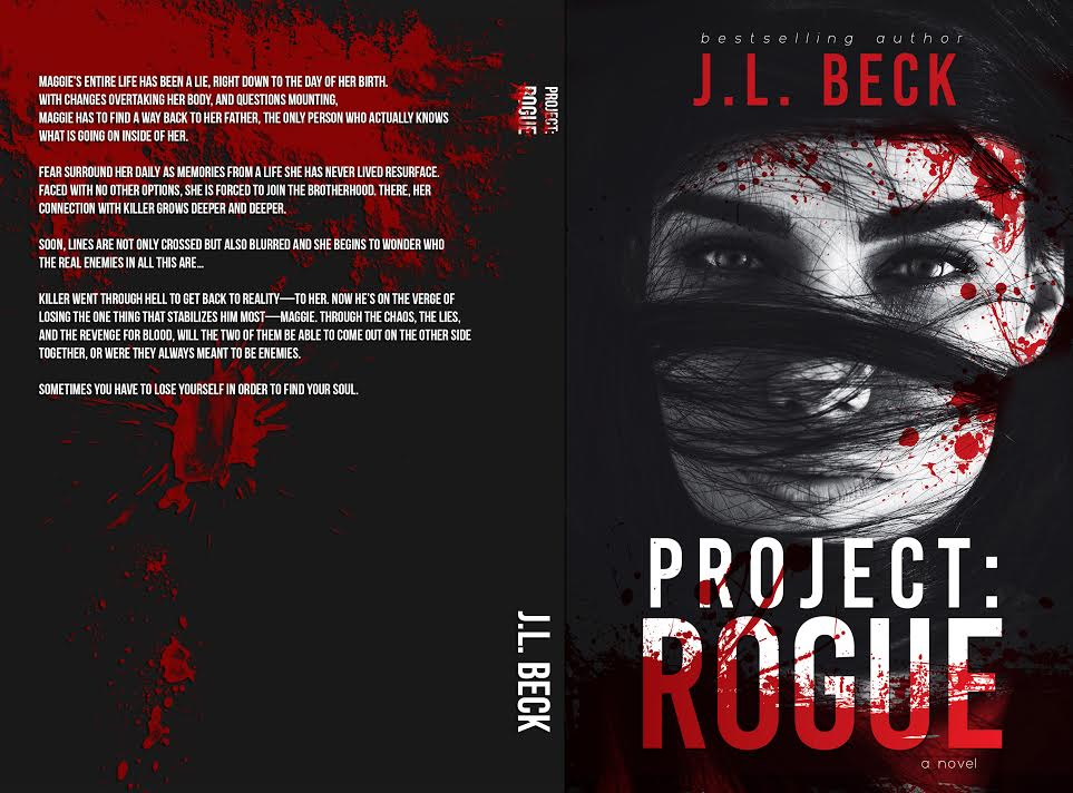 Project Rogue Full Cover