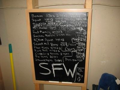 PR Board