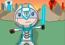 Futuristic Warrior