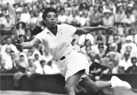 Women's History Month Salute to Tennis Pioneer Althea Gibson