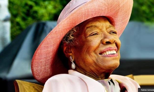 Maya Angelou: The Heart of a Fierce Woman