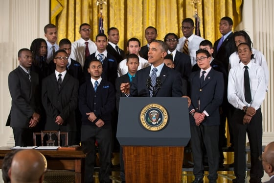 'My Brother's Keeper': Should It Include Girls?