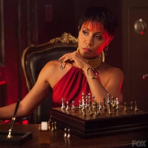 """Jada Pinkett Smith calls her turn as Fish Mooney the """"role of a lifetime."""" (Fox photo from """"Gotham"""")"""