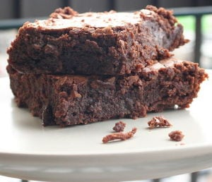 Add some holiday spirit by serving Spiced Brownies with a little cinnamon, nutmeg, allspice and anise. (Photo: Whitney/Creative Commons)