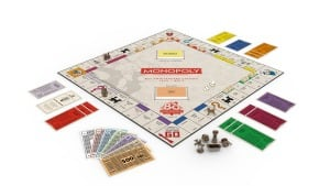 Games like Monopoly, which is 80 years old this week, help to teach children about negotiation, math and the value of money. (Photo: Hasbro Inc.)