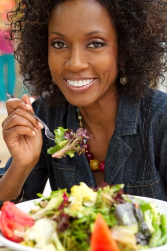 Black Women Who Eat Healthy Live Longer