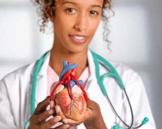Black Women More Sensitive to Heart Disease Risk Factors