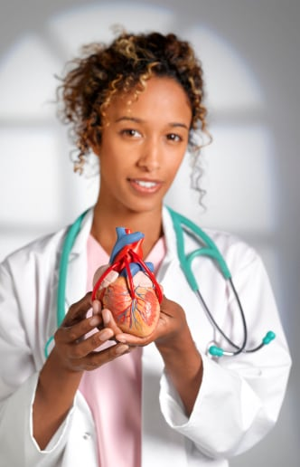 Black Women More Sensitive to Heart Disease Risk Factors