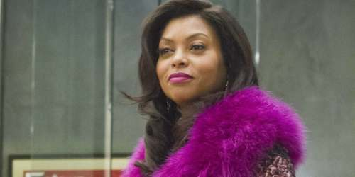 """Cookie Lyons has a fondness for furs and bright colors on """"Empire,"""" thanks to Rita McGhee, below. Both McGhee and Taraji P. Henson are Emmy contenders. (Fox Photo)"""