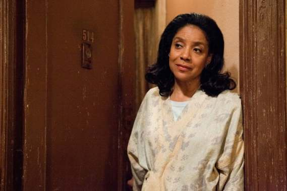 "Phylicia Rashad as Gilda in ""For Colored Girls,"" the film adaptation of Ntozake Shange's choreo-poem. (Photo: Lionsgate)"