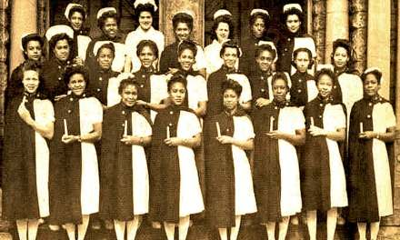Black Nurses: Healing Their Community