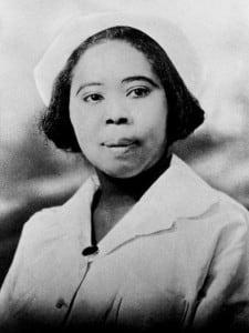 Hulda Lytlle Frazier, Meharry Nursing class of 1913 would become the first Black female dean of an American nursing school.