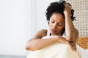 Menopause symptoms may be different for African American women. Getty: Superstock/Jon Feingersh Photography