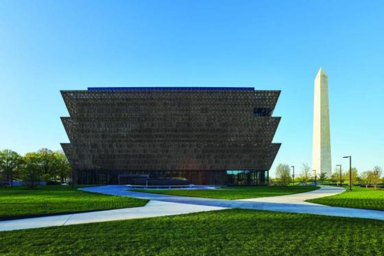 The new Smithsonian National Museum of African-American History and Culture. (Photo: Alan Karchmer/NMAAHC)